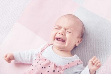 Pourquoi mon bébé pleure ?
